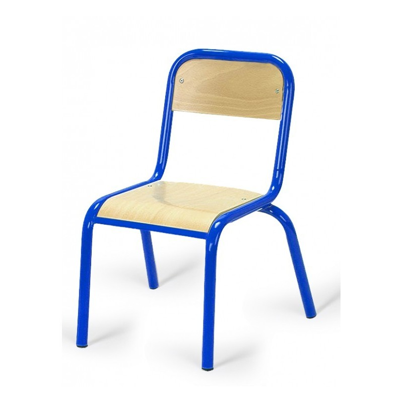 chaise pour maternelle noa chaise pour maternelle en bois et m tal cofradis. Black Bedroom Furniture Sets. Home Design Ideas