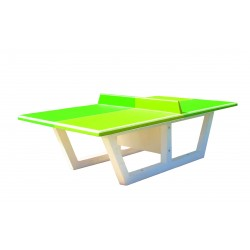 Table de ping pong en b ton table de ping pong d - Table de ping pong exterieur pas cher ...