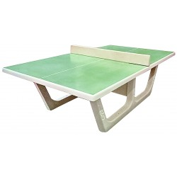 Table de tennis de table d 39 ext rieur tennis de table - Table de ping pong exterieur pas cher ...