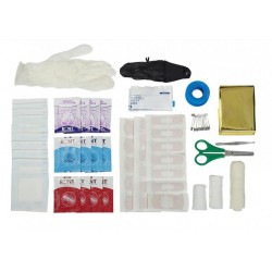 Kit à pharmacie simple - pour 12 personnes