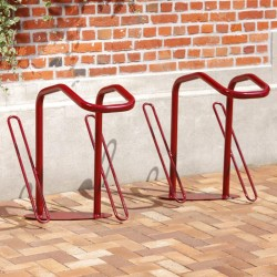 PARKING POUR 2 VÉLOS POUR ANTIVOL U EXTENSIBLE